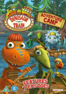 Dinosaur Train: Adventure Camp, DVD  DVD