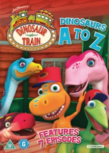 Dinosaur Train: A to Z, DVD  DVD