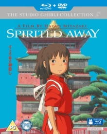 Spirited Away, Blu-ray  BluRay