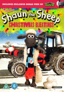 Shaun the Sheep: Christmas Bleatings, DVD  DVD