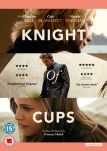 Knight of Cups, DVD DVD