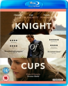 Knight of Cups, Blu-ray BluRay