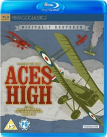 Aces High, Blu-ray BluRay