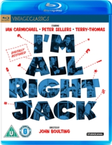 I'm All Right Jack, Blu-ray  BluRay