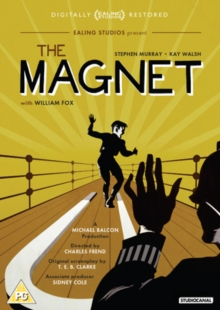 The Magnet, DVD DVD