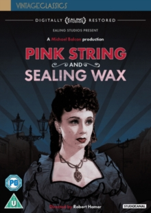 Pink String and Sealing Wax, DVD DVD
