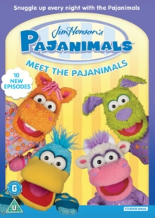Pajanimals: Meet the Pajanimals, DVD  DVD
