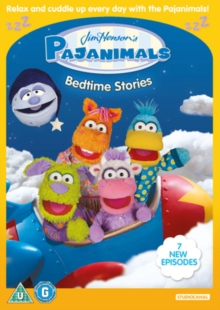 Pajanimals: Bedtime Stories, DVD  DVD