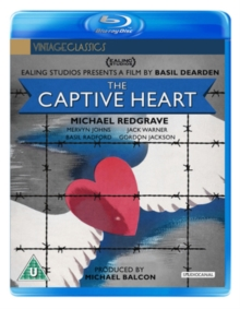 The Captive Heart, Blu-ray BluRay