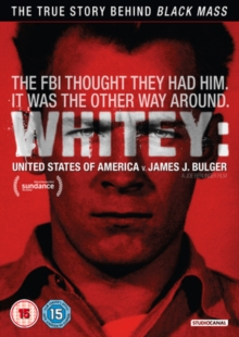 Whitey: United States of America V. James J. Bulger, DVD  DVD