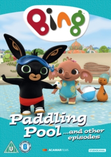 Bing: Paddling Pool and Other Episodes, DVD  DVD