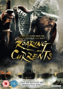 Roaring Currents, DVD  DVD