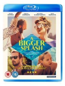 A   Bigger Splash, Blu-ray BluRay