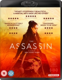The Assassin, Blu-ray BluRay
