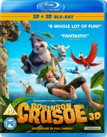 Robinson Crusoe, Blu-ray BluRay