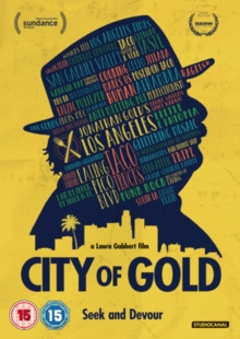 City of Gold, DVD  DVD