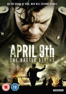 April 9th, DVD  DVD
