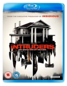 Intruders, Blu-ray BluRay