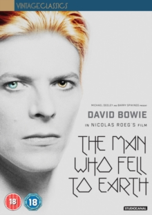The Man Who Fell to Earth, DVD DVD
