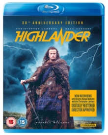 Highlander, Blu-ray BluRay