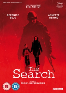 The Search, DVD DVD