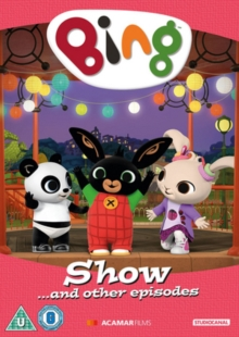 Bing: Show... And Other Episodes, DVD DVD