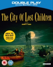 The City of Lost Children, Blu-ray BluRay