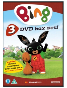Bing: 1-3 Collection, DVD DVD