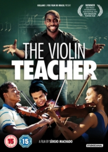 Violin Teacher, DVD DVD