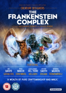 Creature Designers - The Frankenstein Complex, DVD DVD