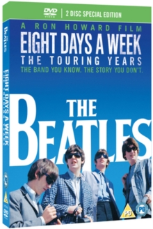 The Beatles: Eight Days a Week - The Touring Years, DVD DVD