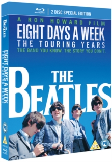 The Beatles: Eight Days a Week - The Touring Years, Blu-ray BluRay