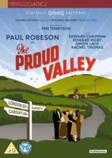 The Proud Valley, DVD DVD