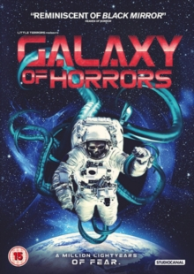 Galaxy of Horrors, DVD DVD