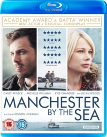 Manchester By the Sea, Blu-ray BluRay