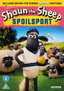 Shaun the Sheep: Spoilsport, DVD DVD