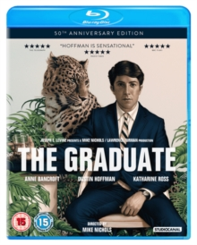 The Graduate, Blu-ray BluRay