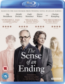 The Sense of an Ending, Blu-ray BluRay