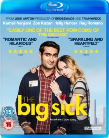 The Big Sick, Blu-ray BluRay