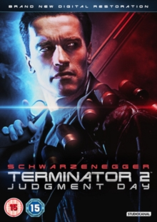 Terminator 2 - Judgment Day, DVD DVD
