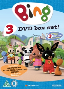Bing Triple Collection, DVD DVD