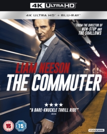 The Commuter, Blu-ray BluRay