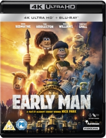 Early Man, Blu-ray BluRay