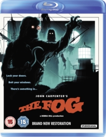 The Fog, Blu-ray BluRay