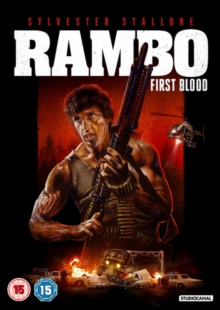 First Blood, DVD DVD
