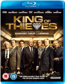 King of Thieves, Blu-ray BluRay