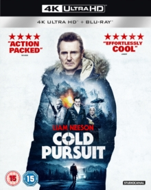 Cold Pursuit, Blu-ray BluRay