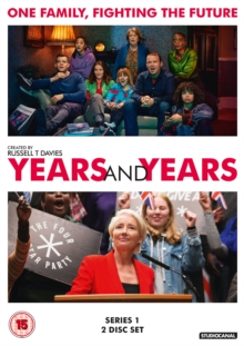 Years and Years, DVD DVD