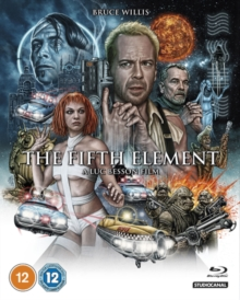 The Fifth Element, Blu-ray BluRay