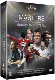 UEFA: Masters of European Football, DVD  DVD